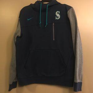 EUC Nike Seattle Mariners Hoodie
